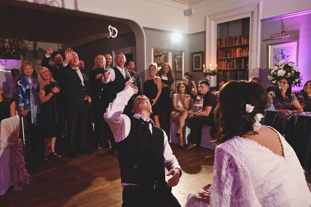 A Wedding at The Old Hall Hotel In Buxton