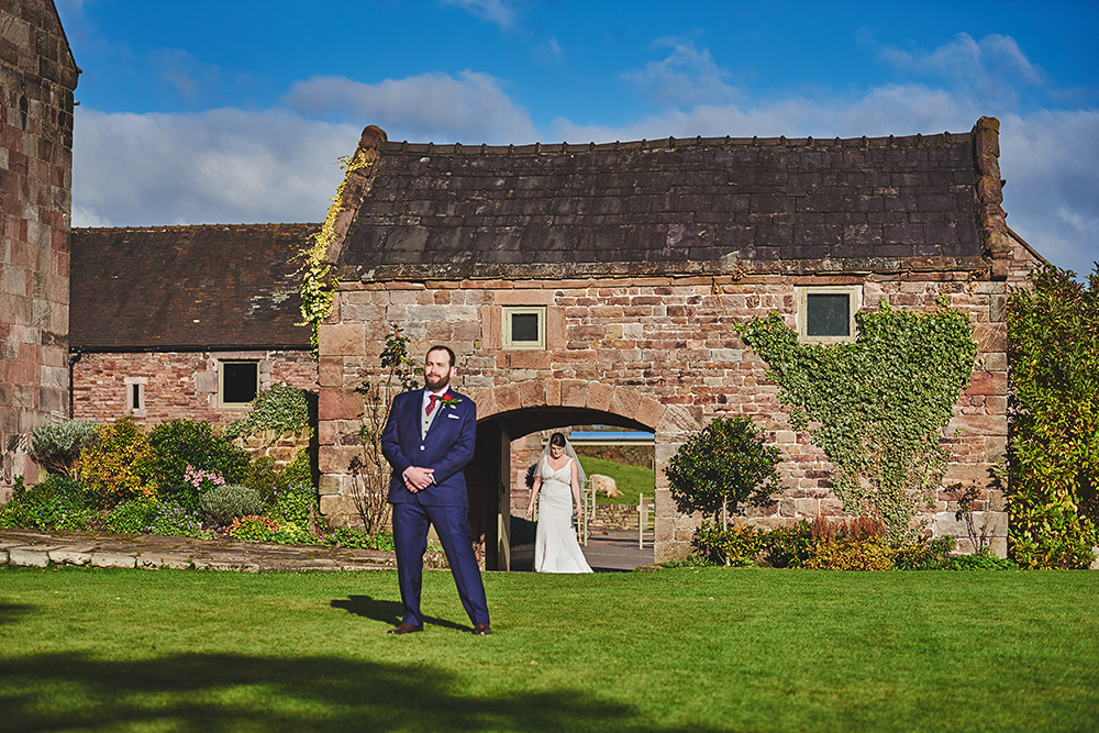 First look at The Ashes Barns wedding venue in Staffordshire