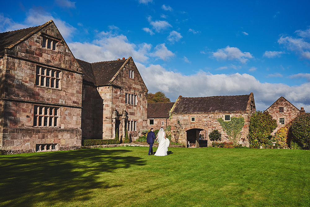 Getting married at The Ashes Barns Wedding Venue
