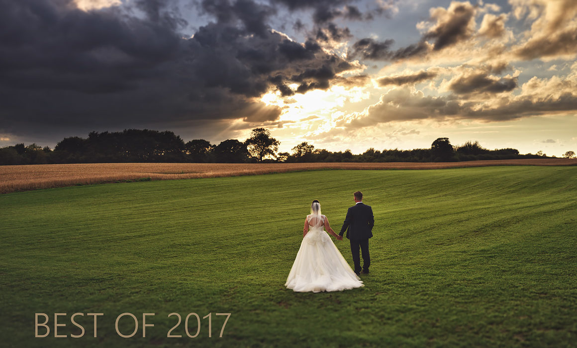 Best of 2017 wedding & family photography