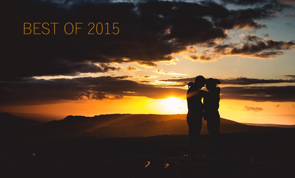 The Best of 2015 - Staffordshire Wedding & Portrait Photographer