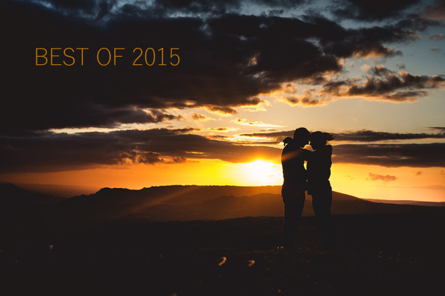 The Best of 2015 - Staffordshire Wedding & Portrait Photographer