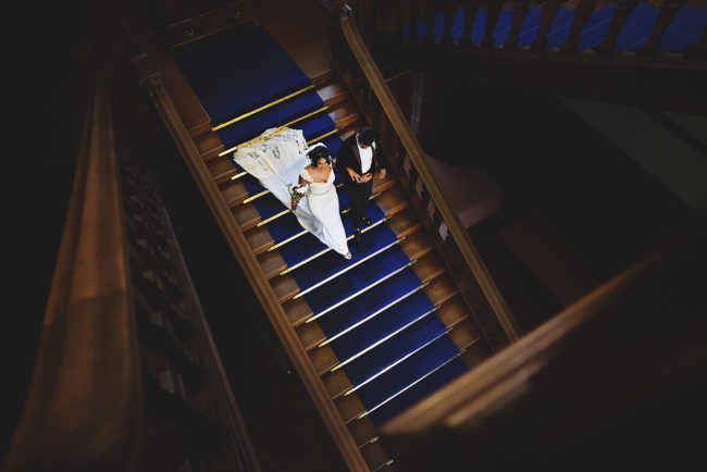 Ingestre Hall Wedding Photographer