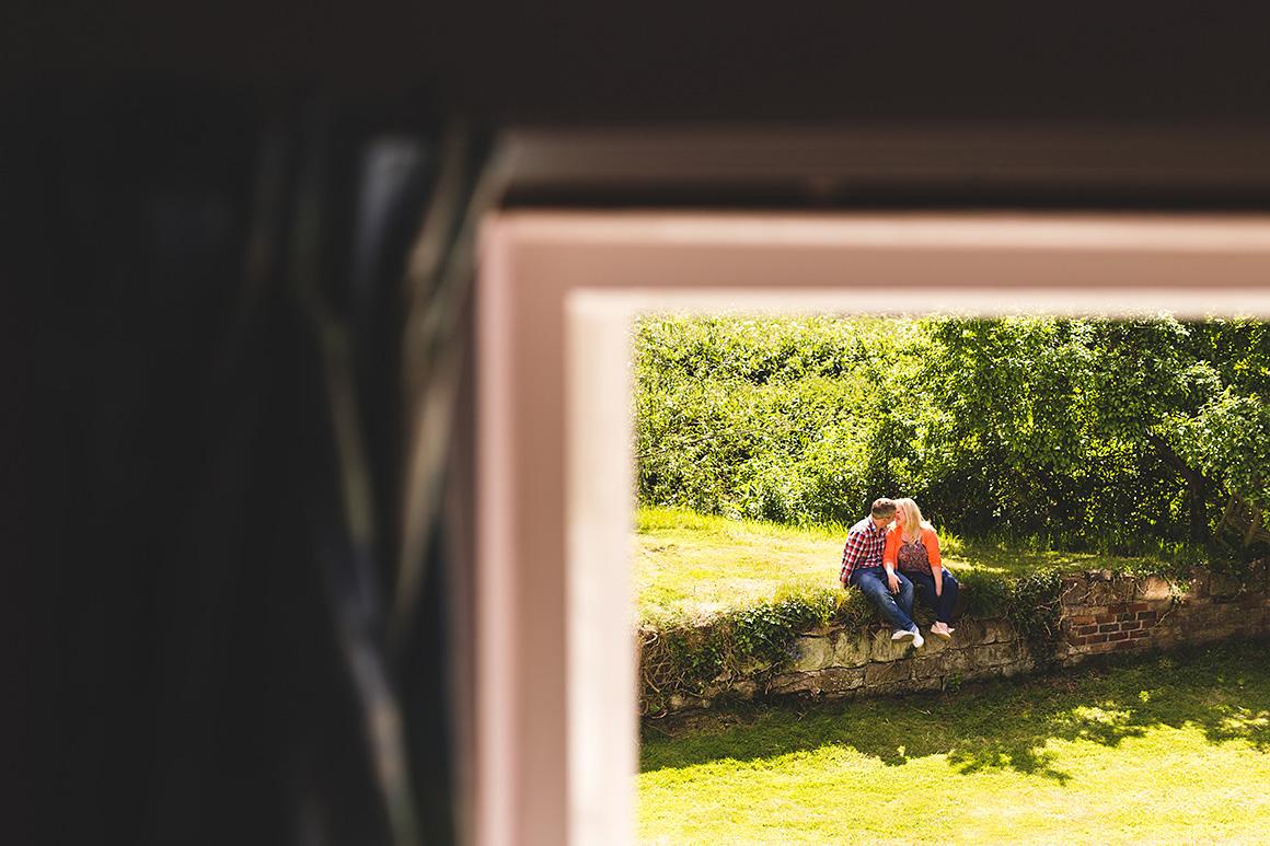 Pre-wedding photographer Shropshire