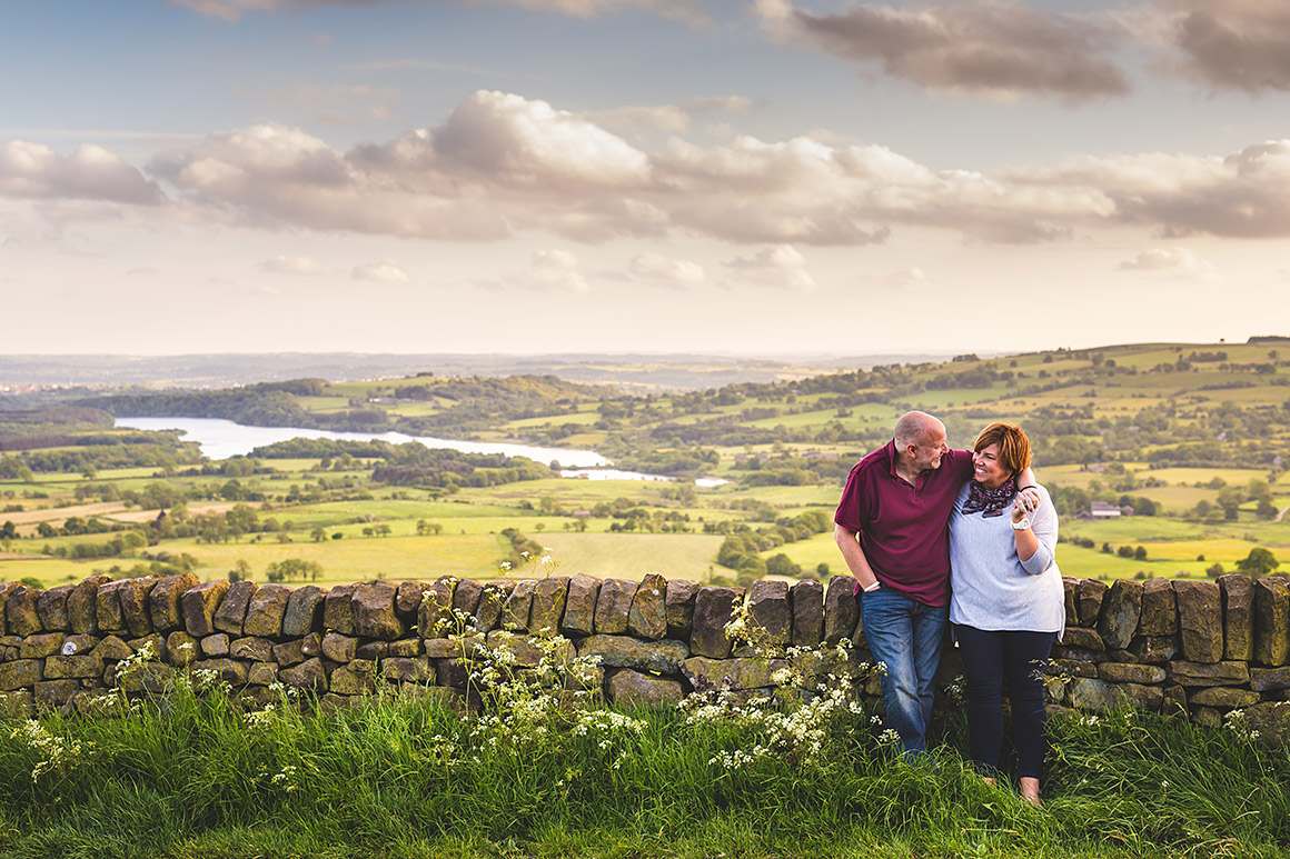 Natural pre-wedding photography in Staffordshire