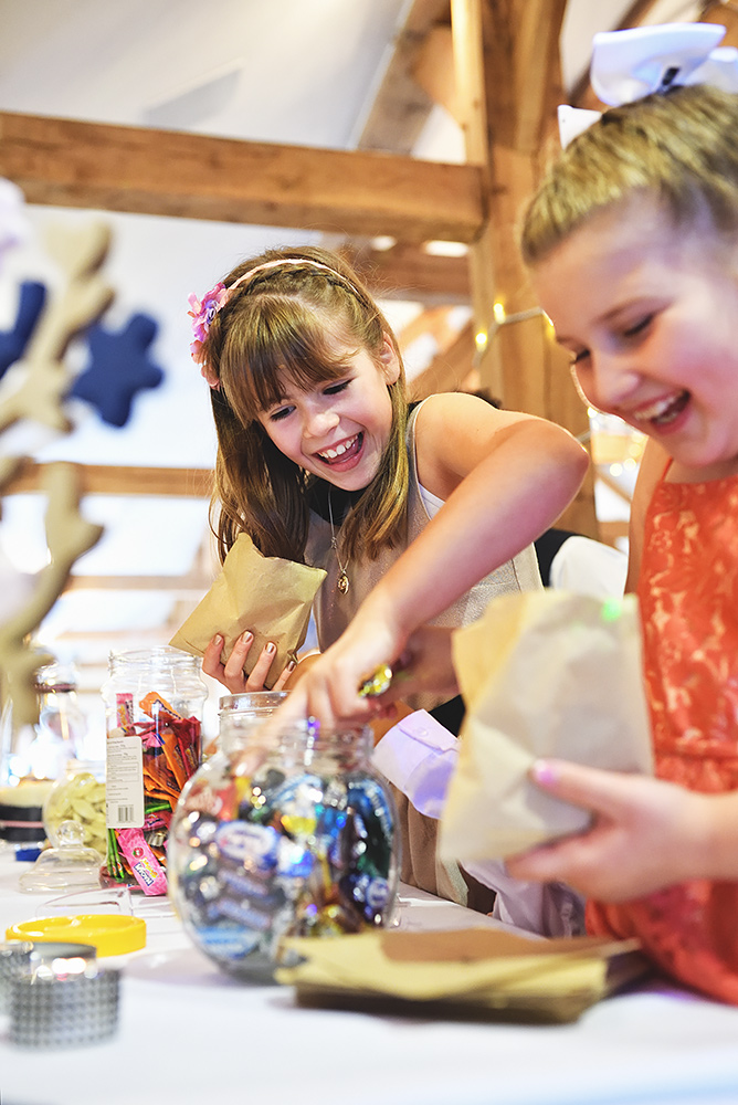 Sweets - Sandhole Oak Barn Wedding in Cheshire
