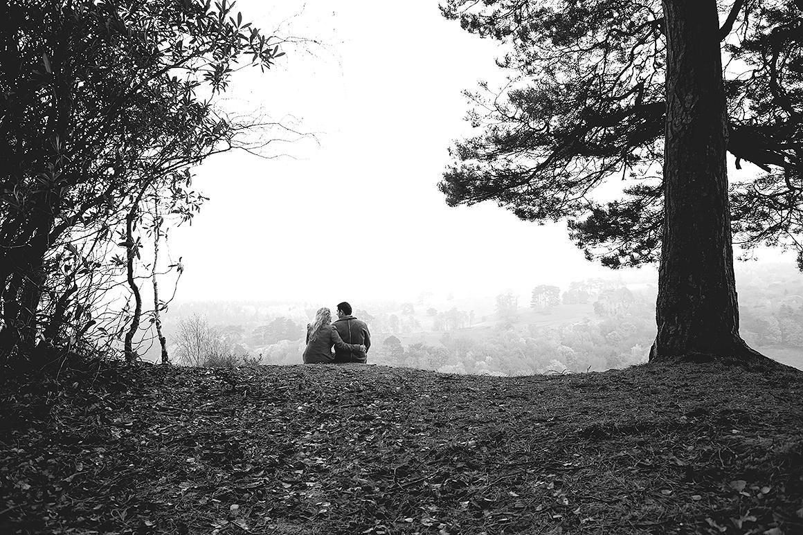 Staffordshire Moorlands pre-wedding photographer