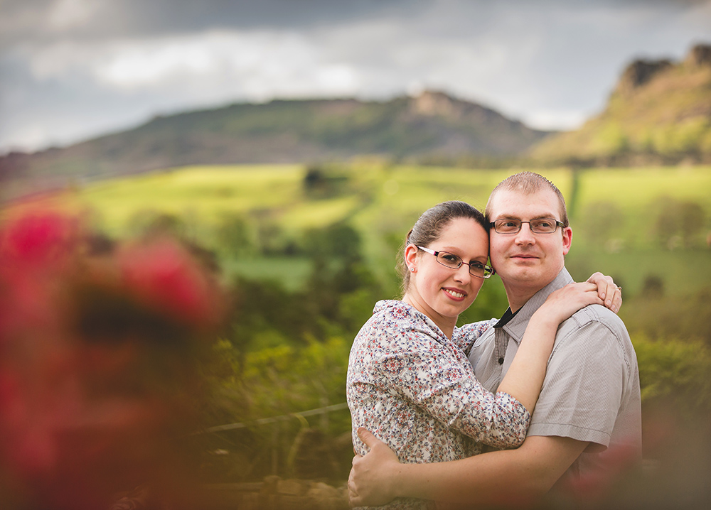 The Roaches Engagement Photographer (1)
