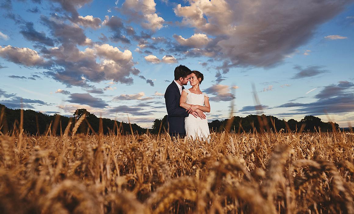 Hoar Cross Hall Wedding Photographer