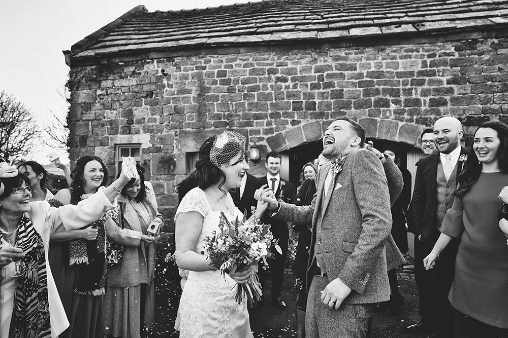 Vintage Barn Wedding