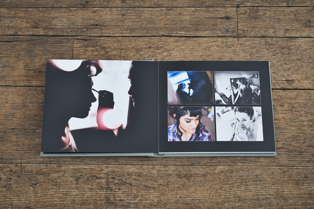 Wedding Albums By Wes Webster Photography