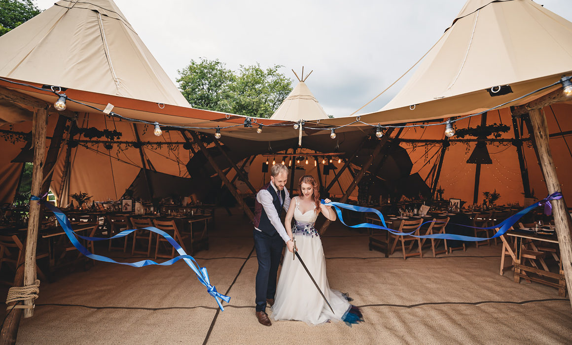 Whitebottom Farm Festival Wedding