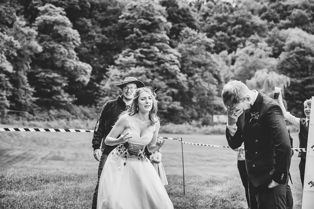 Whitebottom Farm Wedding in Stockport